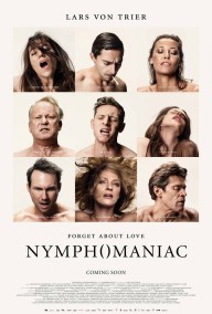 Nymphomaniac poster. Magnolia Pictures/Zentropa Entertainments