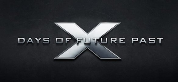 X-Men: Days of Future Past logo. Twentieth Century Fox/Marvel